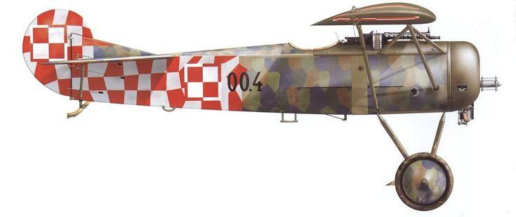 Polish Fokker V29 during the Polish-Ukrainian War 1918-1919 & Polish-Soviet War 1919-1920
