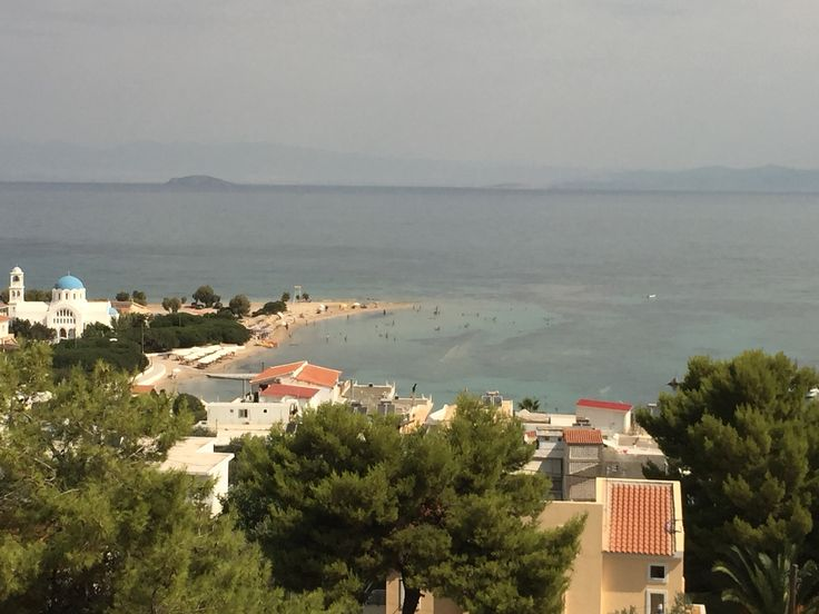Angistri, a beautiful island 1 hour away from Athens!