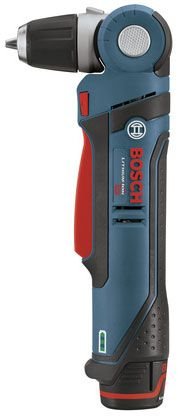 Bosch PS11 pivoting drill, clean fresh design but still rugged. Maybe this was done by TEAMS?