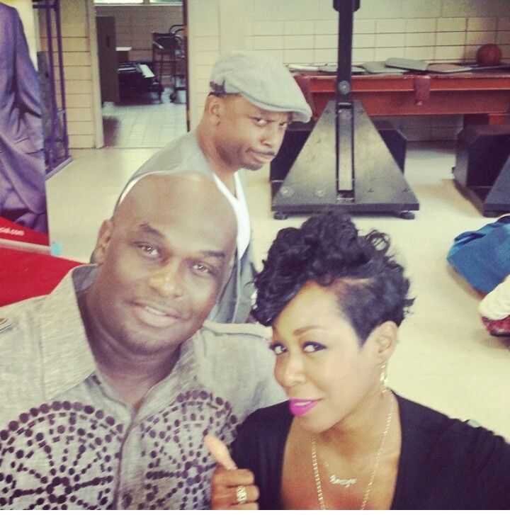 Carl Anthony Payne, Tommy Ford, Tichina Arnold- Cast of 90s classic tv show Martin
