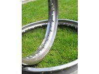 HONDA CB 550 Hinterradfelge Felge Rad 750 500 Four F K Hessen - Oberursel (Taunus) Vorschau