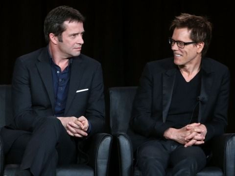 Kevin Bacon - love him and his wife Kyra Sedgwick.
