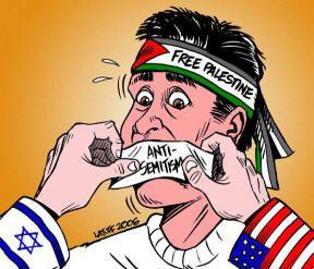 ++ Falsche Antisemitismusvorwürfe – Rufmord und Diffamierung ++ Der allgegenwärtige Antisemitismusvorwurf als Totschlagargument zur Mundtotmachung von Kritik an unmenschlicher Politik: Eine I…