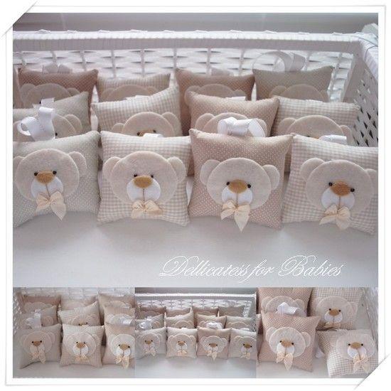 Delicatess for Babies - Kit urso para maternidade - Dellicatess for Babies
