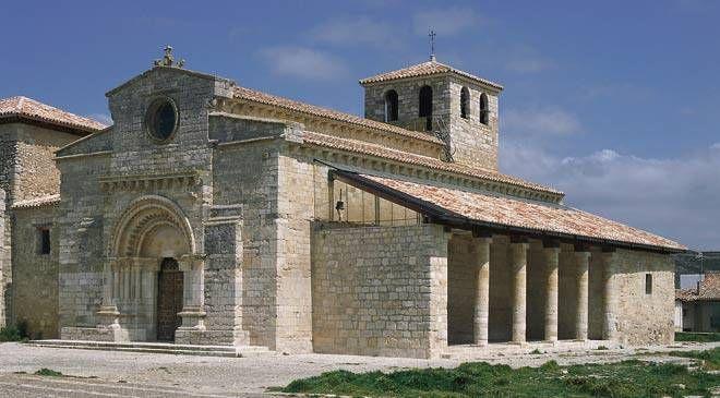 Iglesia Santa María. Wamba, Valladolid (Turespaña)