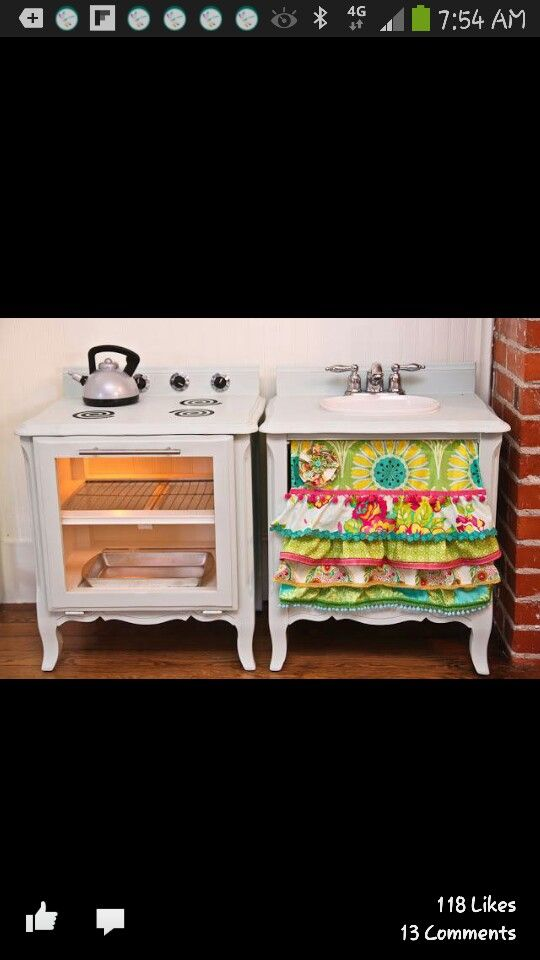 Cubby kitchen