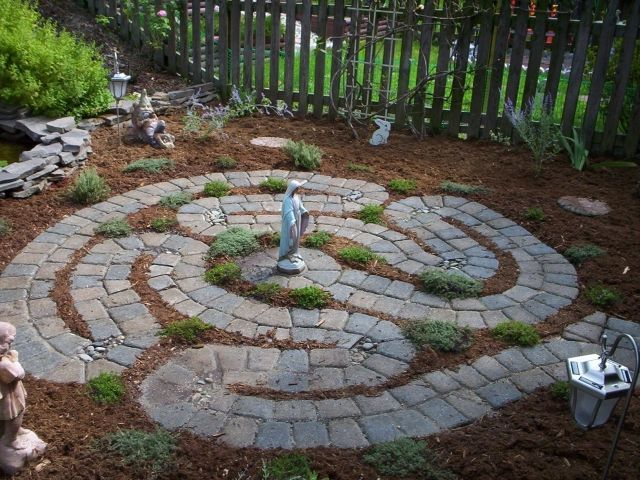 labyrinth garden design. From the Labyrinth Company  82 best labyrinth images on Pinterest Labyrinths maze