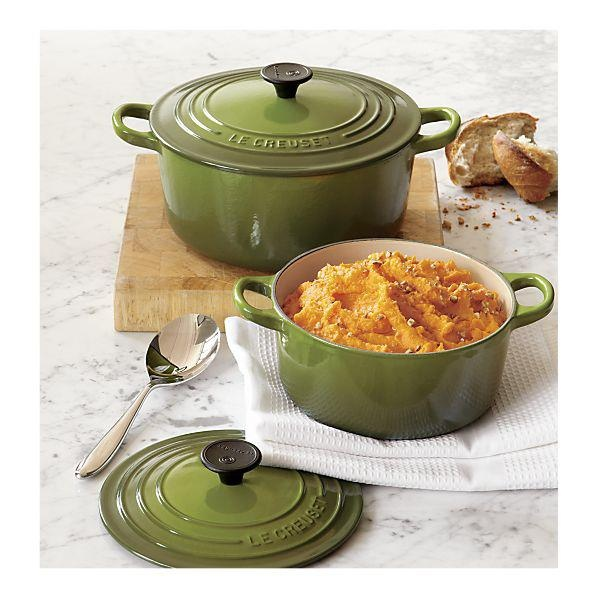 Visit our gourmet shop to get all things Le Creuset! Visit us at www.williamashley.com or call us at 416 964 2900
