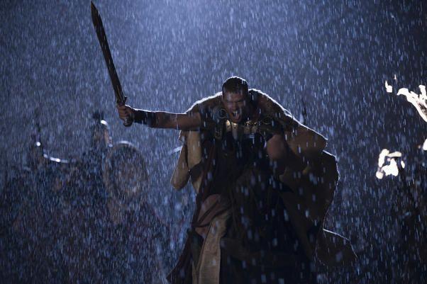 """6 Herculean Stunts Performed by Kellan Lutz - Kellan Lutz revealed that he did all of his own stunts in """"The Legend of Hercules."""""""