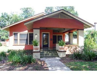 1925 bungalow style homes 832 success ave lakeland fl for Craftsman homes for sale in florida