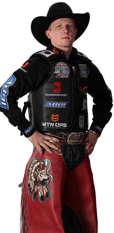 Professional Bull Riders - Cooper Davis