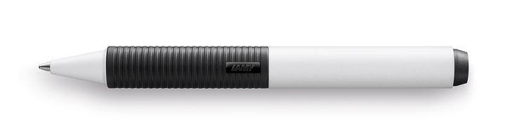 Lamy Screen 2 in 1 White Matte w/ Capacitive Stylus Ballpoint Pen