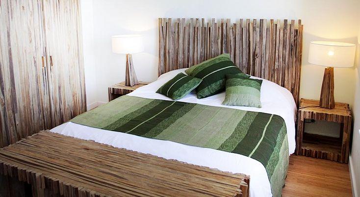 Location chambre d'hôtes JAKARTA dans le Calvados en Normandie.