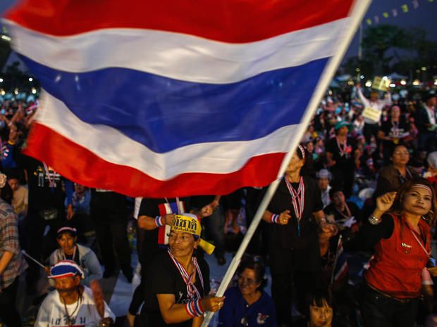 Thailand flag Betta Siamese fighting fish fetches high price in online auction - CBS News