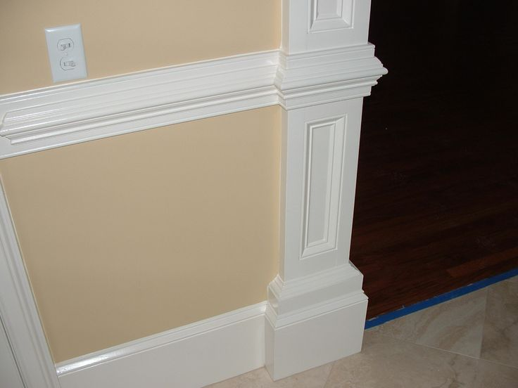 17 best images about floor molding on pinterest the for Interior moulding and trim