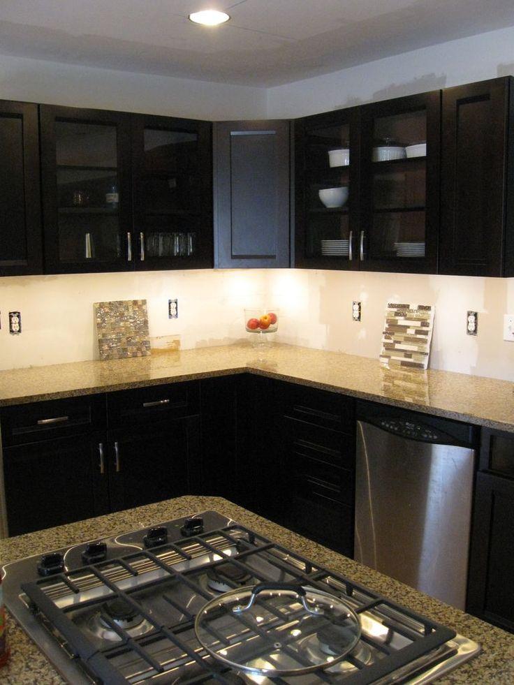 Die besten 25+ Under cabinet kitchen lighting Ideen auf Pinterest - küchenbeleuchtung led selber bauen