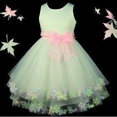 vestido para niña de fiesta cortos - Buscar con Google