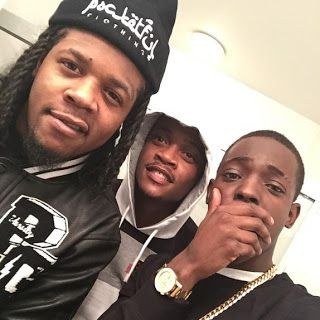 Chad Marshall Alex Crandon Rashid Deissant Bobby Shmurda's GS9 TMZ reports that Ackquille Pollard aka Bobby Shmurda pled guilty to conspiracy charges on Friday September 9 2016. The rapper was sentenced to seven years in prison but he has already served two. His right hand man Chad Marshall aka Rowdy Rebel took the same deal after debating it with his lawyer in the courtroom. According to The Fader Shmurda's lawyer Alex Spiro has revealed that the rapper could be released from jail in…