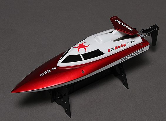 Serpent 2 Mini V-Hull Racing Boat 360mm  *** click the picture to learn more...
