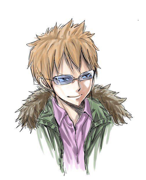 C'est un dessin de Mashima en personne, j'avoue j'ai pas son talent mais j'aime pas Luky au tout tout début du manga