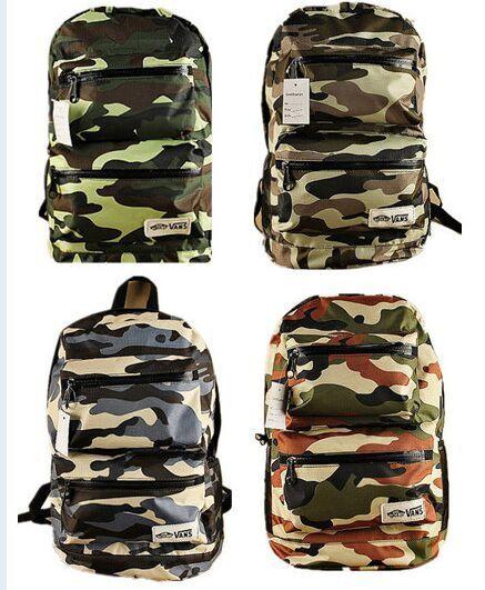 Tendencia de mochilas Vans hombre y mujer 2016