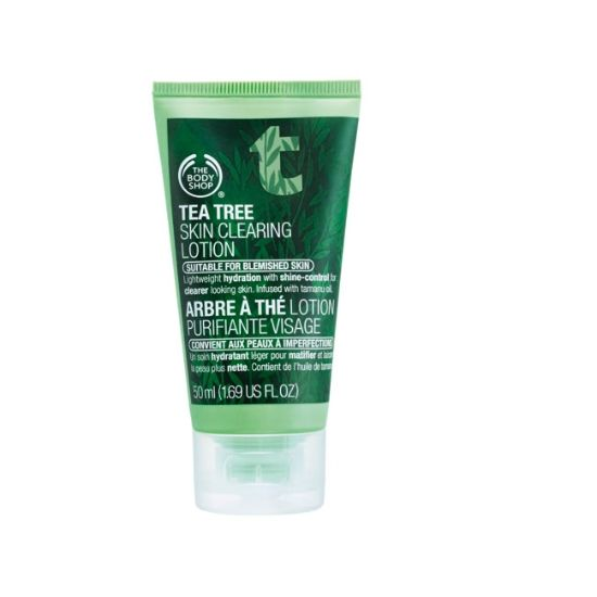 * The Body Shop - Tea Tree Skin Clearing Lotion
