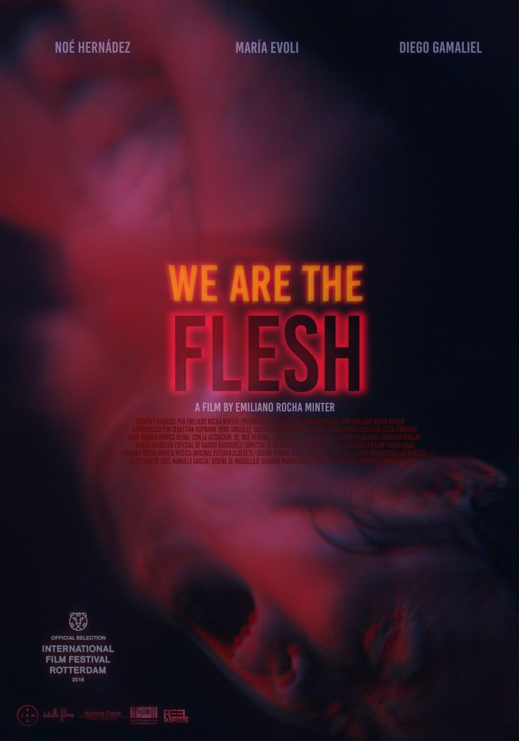 L'Étrange Festival - XXIIe édition - 7 au 18 septembre 2016 - We are the flesh