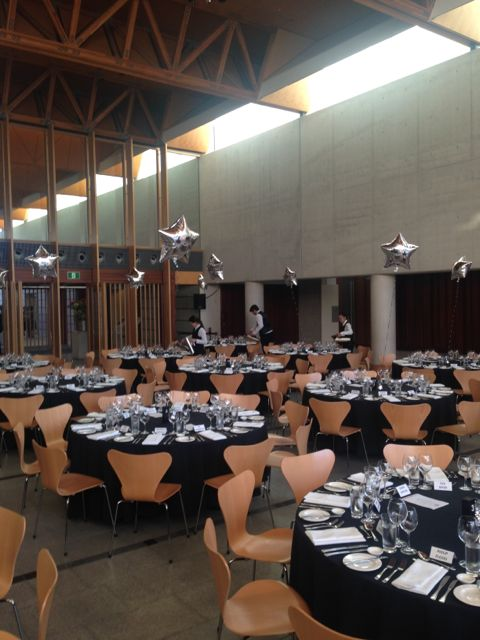 National Portrait Gallery Circle of Friends Dinner 2015 #npgevents #canberraevents #CBR #npgcanberra