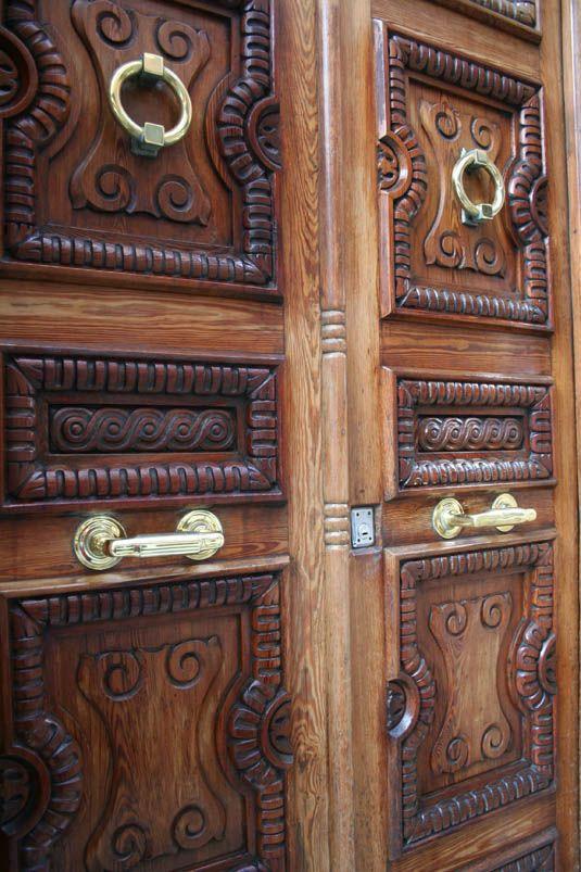 Vintage chic decoraci n vintage para tu casa vintage for Decoracion puertas vintage