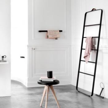 die besten 25 handtuchleiter ideen auf pinterest altholz waschtisch und regale. Black Bedroom Furniture Sets. Home Design Ideas
