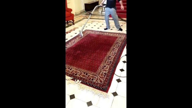 Καθαρισμός Χαλιού με Extraction - Carpet Cleaning with Extraction Method