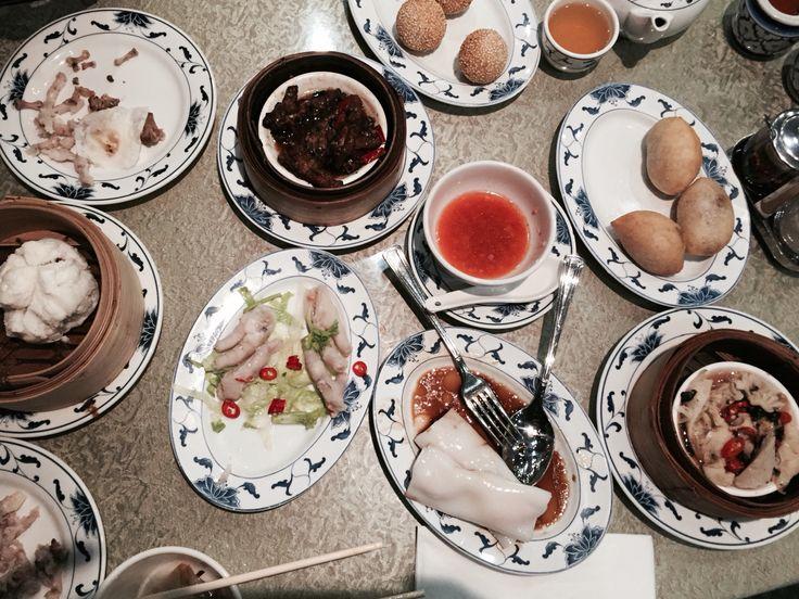 Chinese food in Berlin. Dimsum