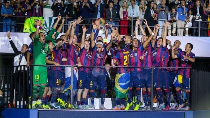 Barcelona Juara Liga Champions 2015 Hadirkan 9 Fakta Menarik - http://www.rancahpost.co.id/20150634263/barcelona-juara-liga-champions-2015-hadirkan-9-fakta-menarik/