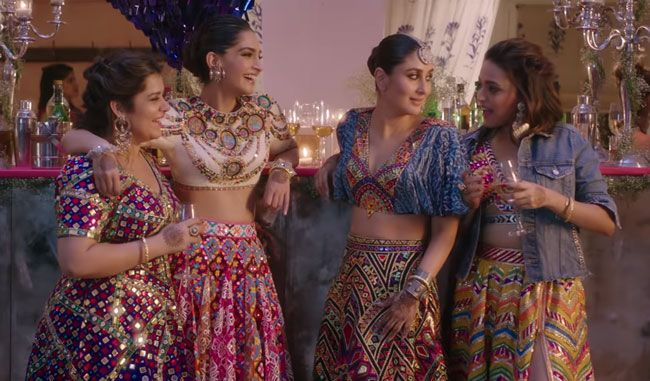 Veere Di Wedding Outfits.Image Result For Lehenga Veere Di Wedding Lehenga In 2019 Veere