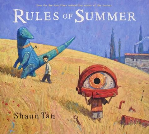 Shaun Tan: Rules of Summer – Tales for Tadpoles