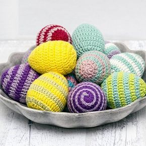 The 25 best easter crochet patterns ideas on pinterest diy best free easter crochet patterns including easter eggs bunny baskets more negle Images