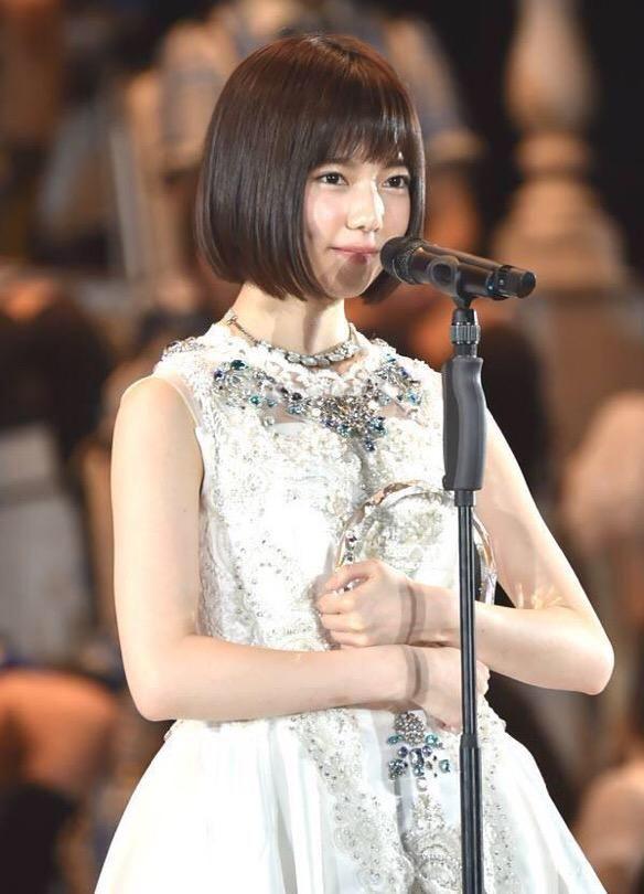 Haruka Shimazaki Paruru AKB48 41st Single Senbatsu Sousenkyo