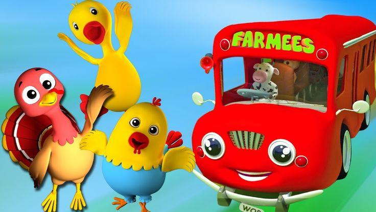 Roues sur le bus | Musique pour enfants | Comptine | Nursery Rhymes For ...Enfants Hi! Les roues sur le bus est une rime de crèche amusante qui prend tout vous petits enfants en bas âge sur une aventure amusante tout au long de la ville! Nous sommes super excités d'être sur les enfants du bus! #FarmeesFrancaise #Wheelsonthebus #enfants #comptine #éducatif #bébés #préscolaire #rimes #kidsvideos #kindergarten #kidssongs #chansonsfrancaises #pourenfants #frenchrhymes #compilation