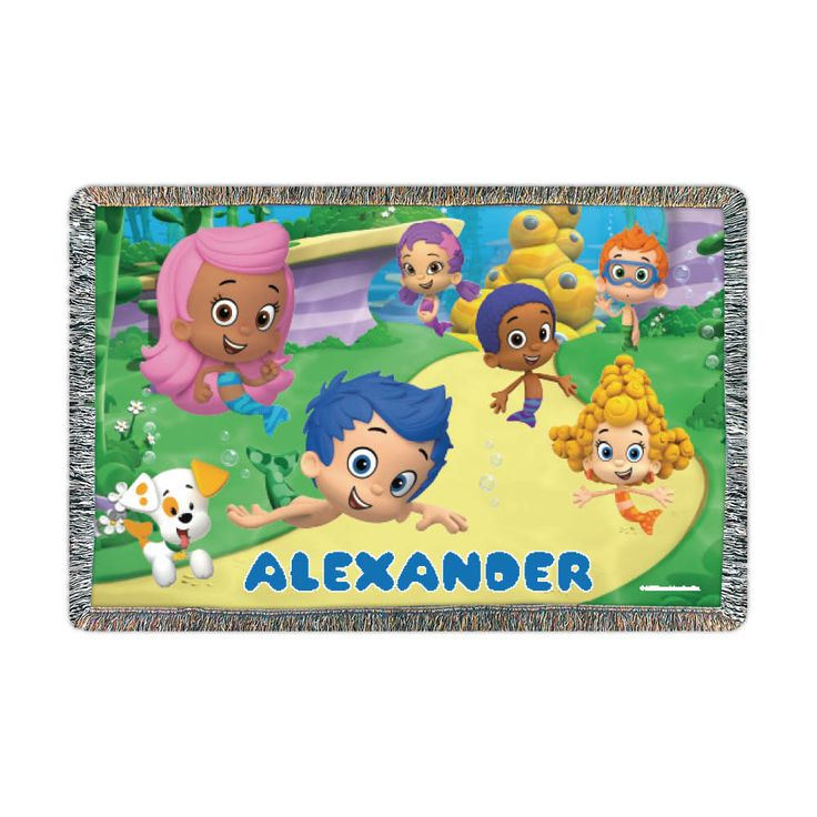 1000 Images About Bubble Guppies Bedroom On Pinterest Kids Clothing Bubble Guppies And For Her