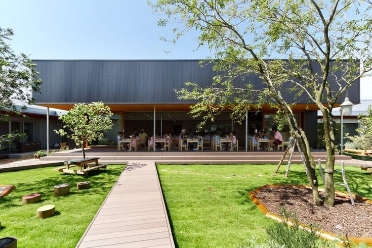 Designing Early Education: The Architectural Pre-Schools   Spoon & Tamago