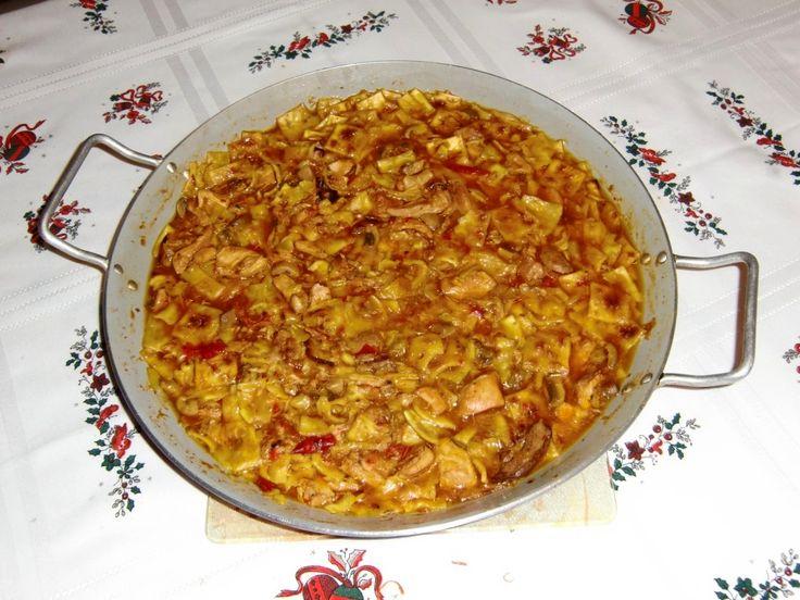 Receta de Gazpacho manchego. Sencilla y deliciosa.