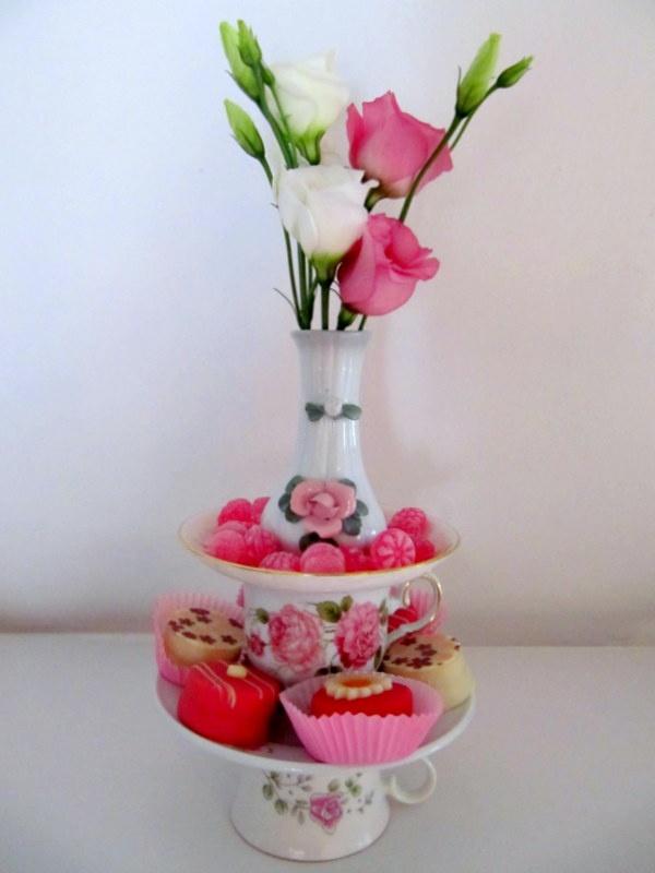 Sweet Little vase etagère by me! (Jolijn Design)