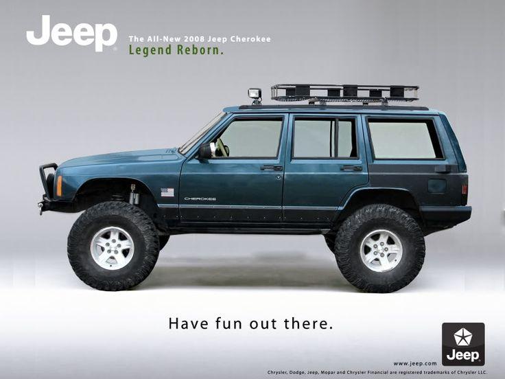 The All-New 2008 Jeep Cherokee XJ - JeepForum.com