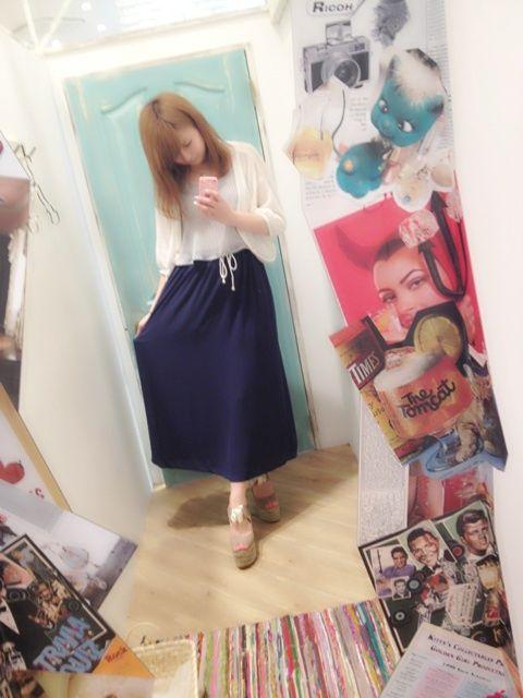 店頭コーデ♡せいなの画像   dazzlin(ダズリン)阿倍野109店★スタッフブログ