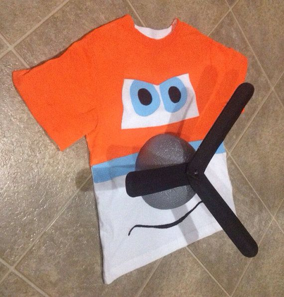 Disney planes dusty crophopper costume by adorecouturecreate