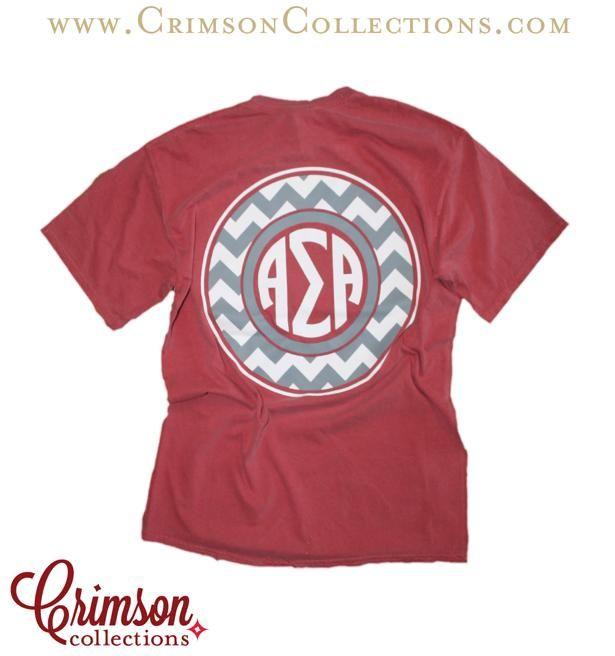 University Of Alabama Comfort Colors T Shirts