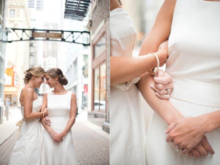 Wedding: Anne & Michelle – LaCuna Artist Loft » Amanda Megan Miller Photography