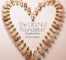 FREE Estee Lauder Double Wear Foundation - Gratisfaction UK Freebies #freebies #freestuff