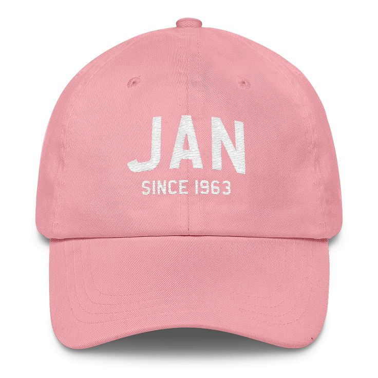 JAN Jackson Varsity Dad Cap - Since 1963