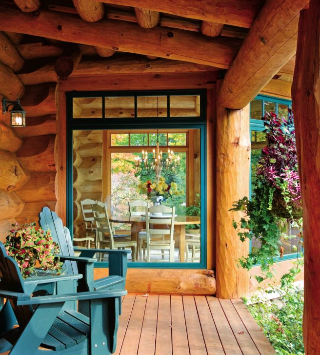 13 Best Images About Log Home Decoration Ideas On